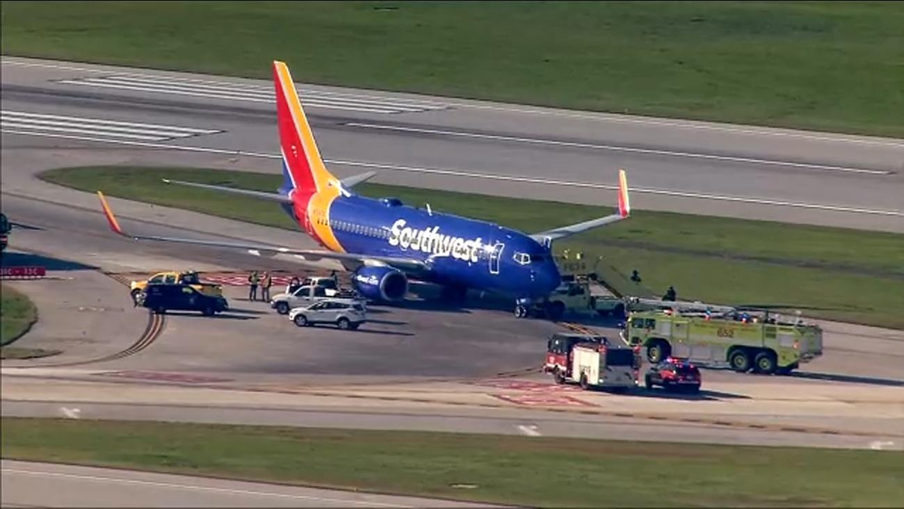 Problemy z samolotem na Midway