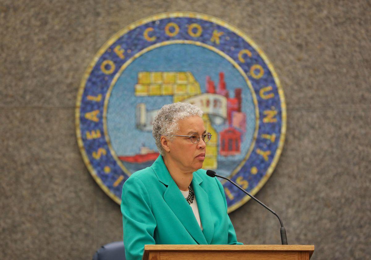 Toni Preckwinkle przedstawi budżet powiatu Cook na 2020 rok