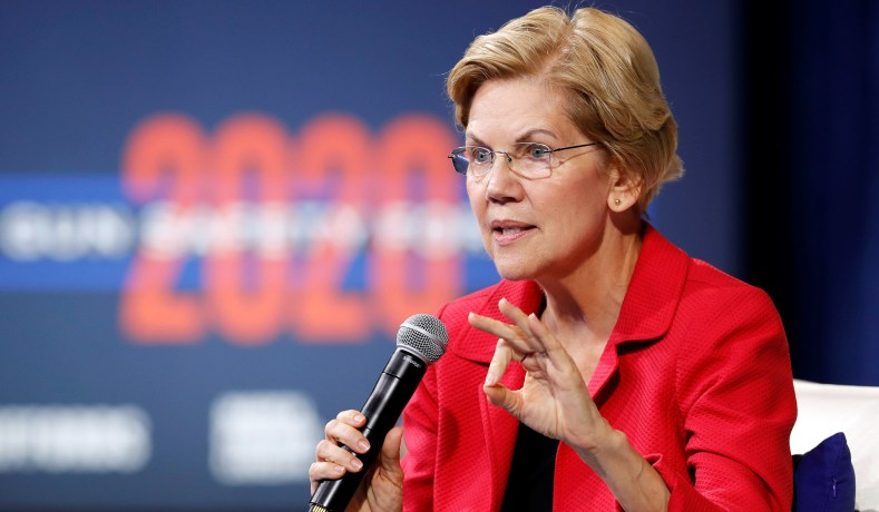 Senator Elizabeth Warren weźmie udział w wiecu nauczycieli w Chicago
