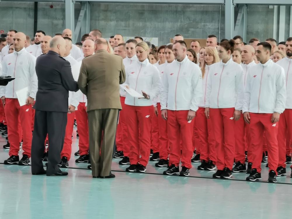 Światowe Wojskowe Igrzyska Sportowe: Już 35 medali Polaków