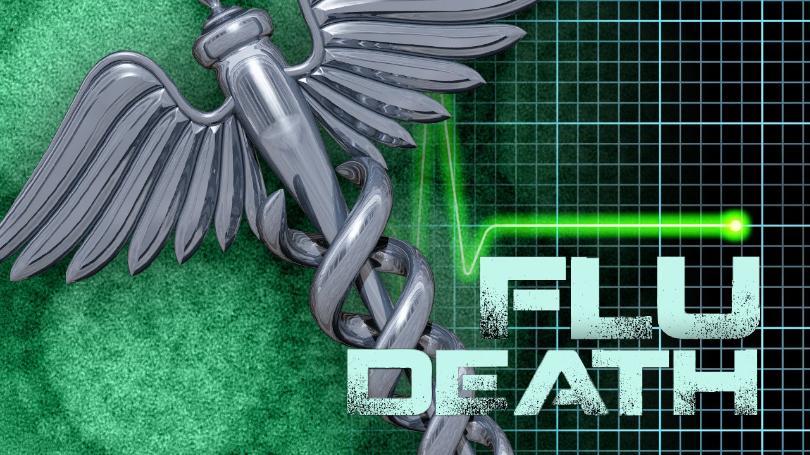 Pierwsza śmiertelna ofiara grypy w Indianie
