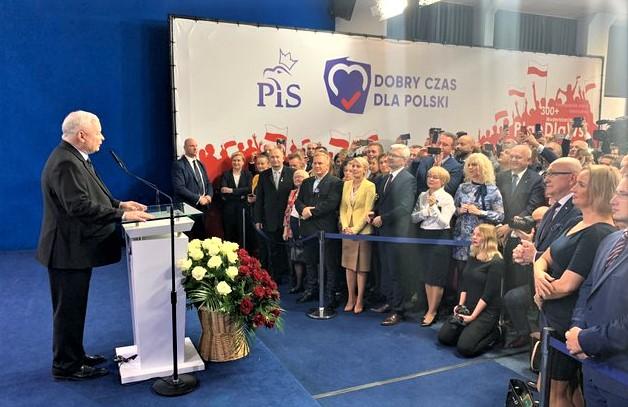 Kaczyński: Pamiętajmy, że część społeczeństwa nam nie uwierzyła