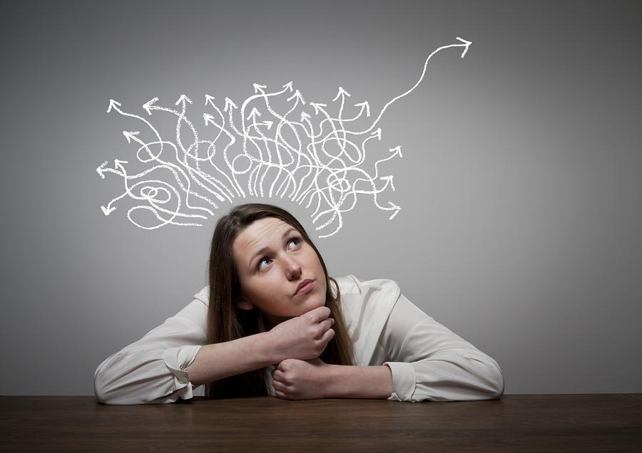Myślenie skraca życie. Do takiego wniosku doszli amerykańscy naukowcy