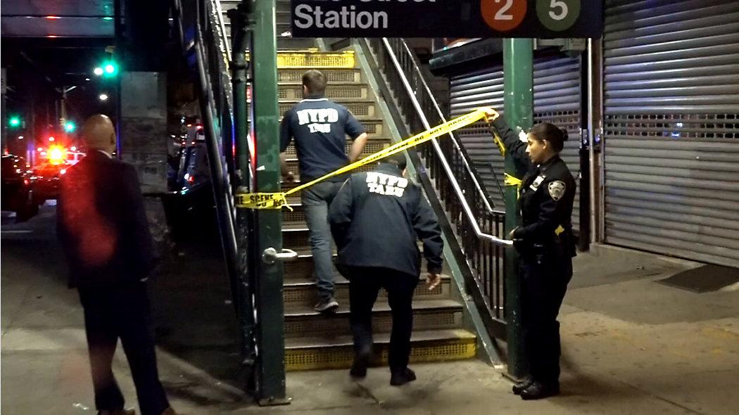 Oficerowie NYPD zamieszani w nowojorskie strzelaniny