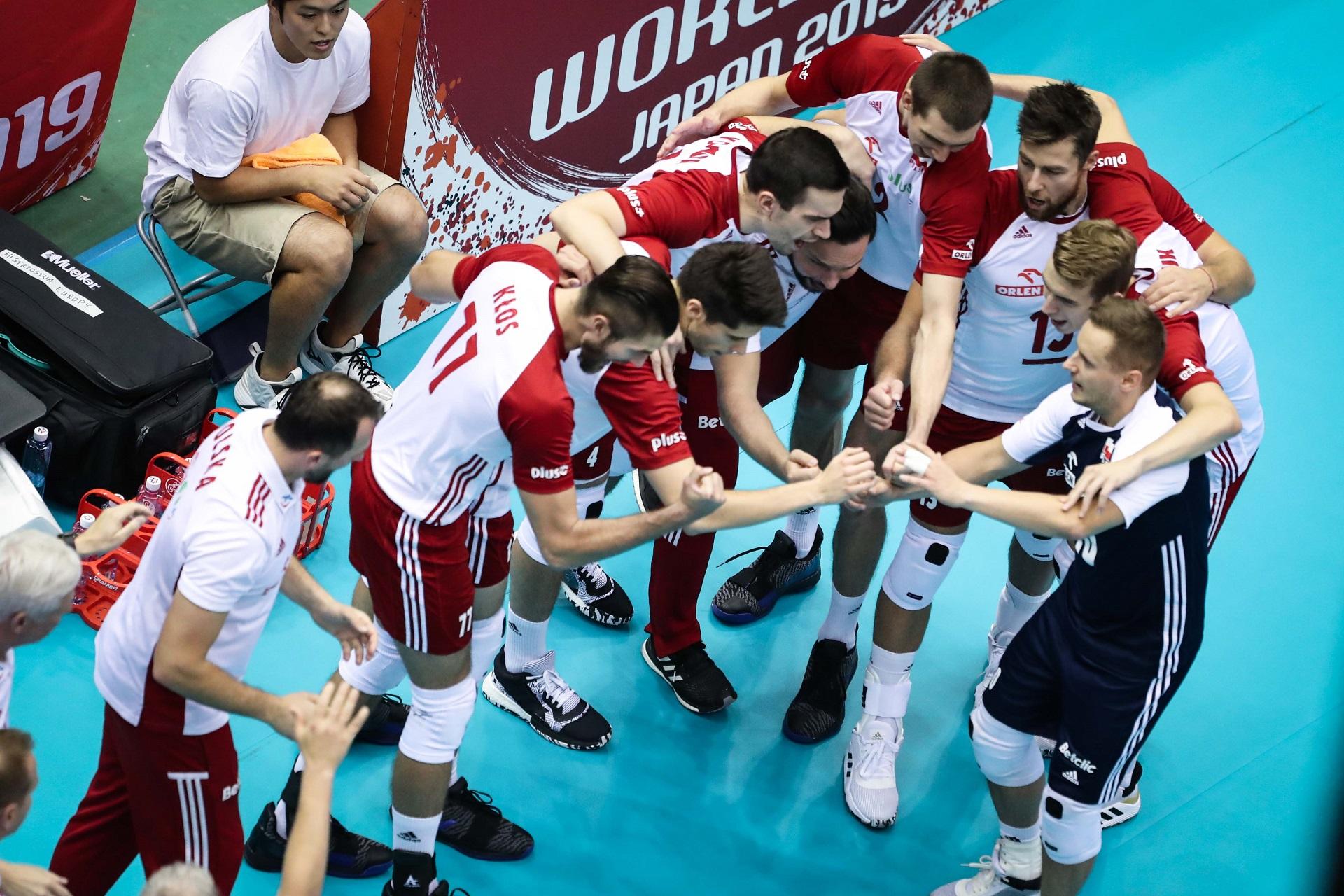 Puchar Świata: Polscy siatkarze pokonali w Hiroszimie Rosjan 3:1