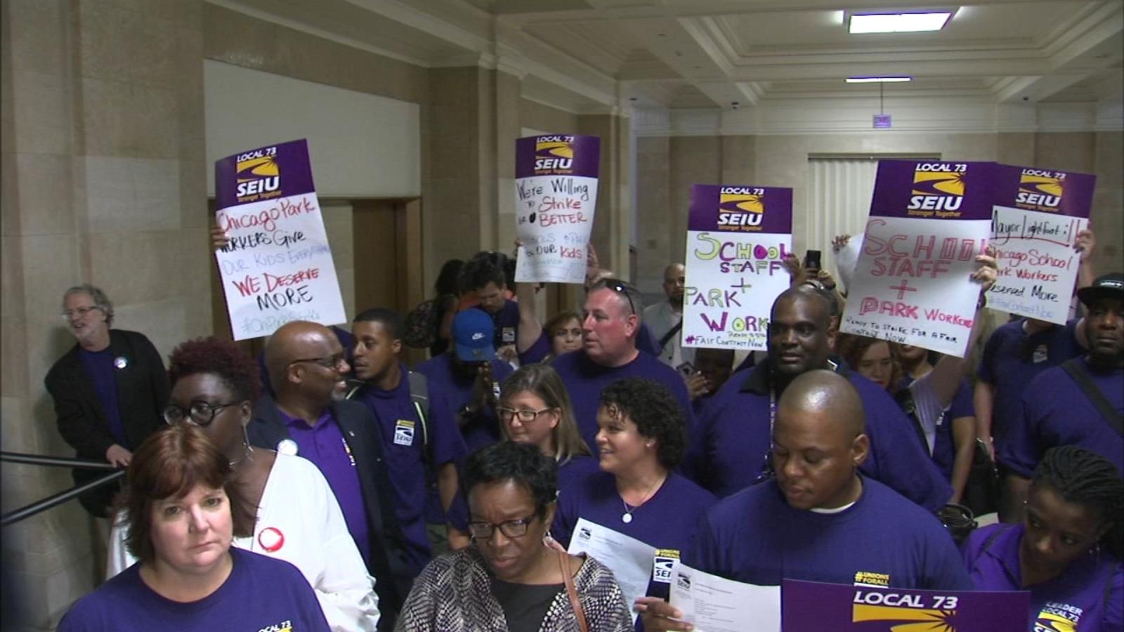Nie tylko nauczyciele CPS grożą strajkiem