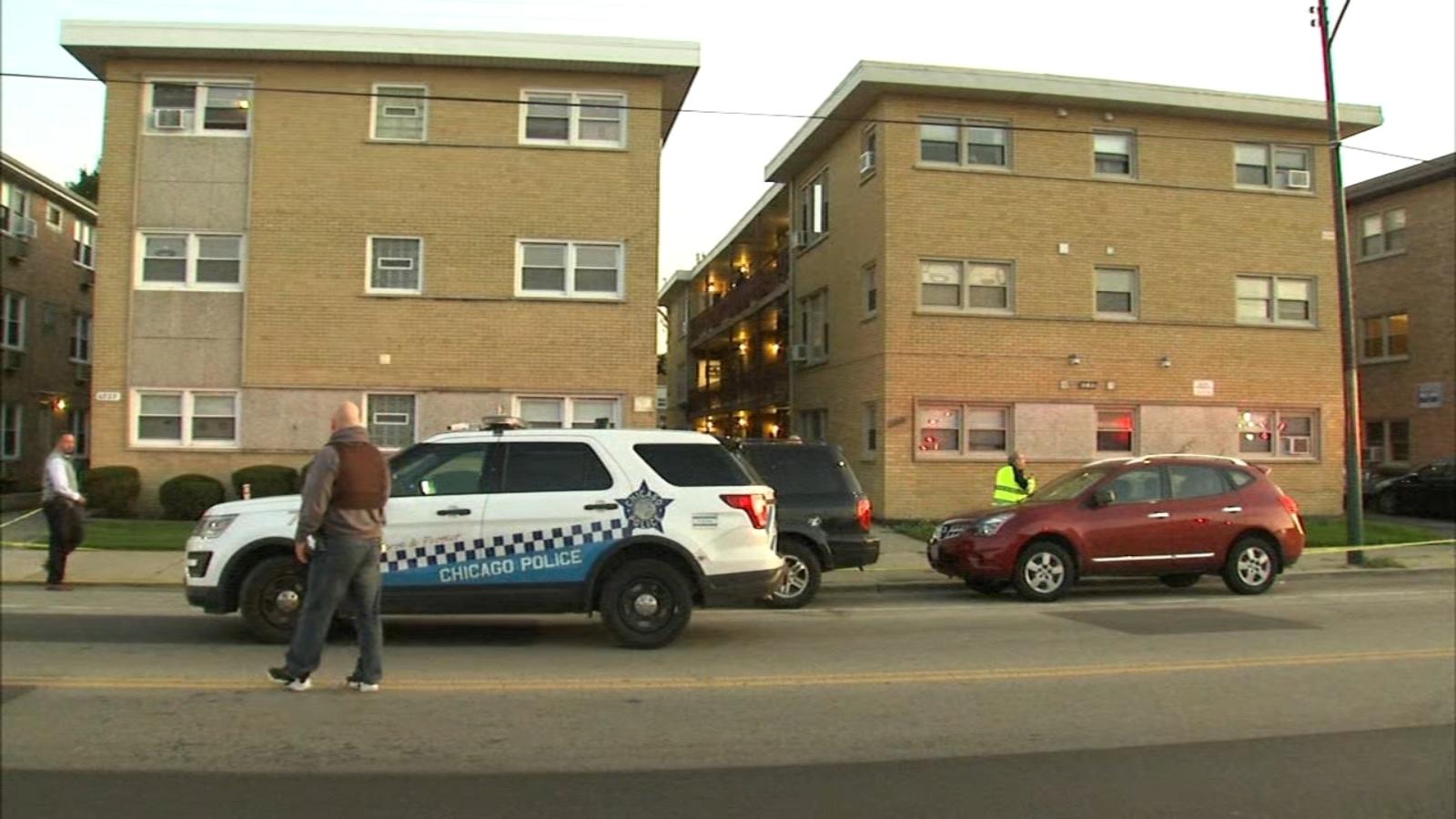 Mężczyzna zastrzelił 4 sąsiadów w polonijnej dzielnicy