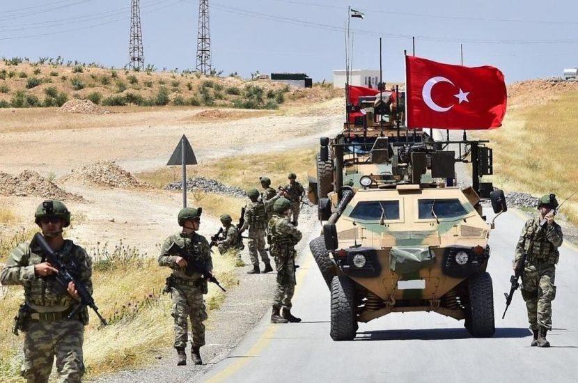 Turcja rozpoczęła ofensywę wojskową w północnej Syrii