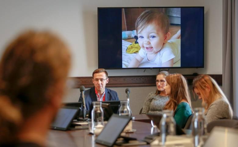 Ludwik z Gdańska znalazł genetycznego bliźniaka! Akcja poszukiwania dawcy szpiku kostnego dla rocznego chłopca zakończyła się sukcesem
