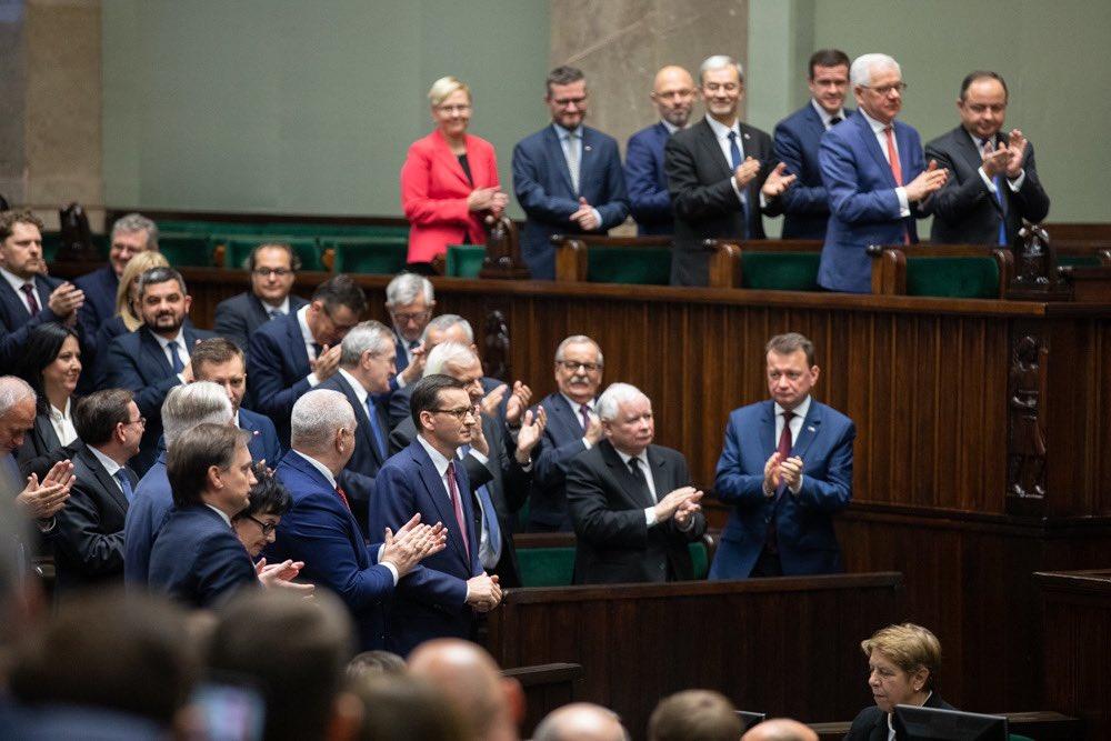 Sejm przyjął budżet na 2020 rok. Wydatki państwa będą takie same jak przychody – przynajmniej na papierze