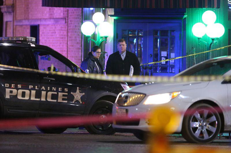 To policjant postrzelił nastolatka podczas pościgu za złodziejem w dzielnicy Old Irving Park