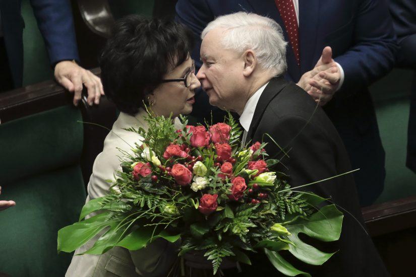 Kaczyński: Marszałek Sejmu podjęła słuszną decyzję anulując jedno z głosowań nad wyborem posłów-członków KRS