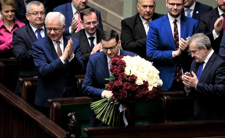 Bez niespodzianki: Sejm udzielił rządowi wotum zaufania