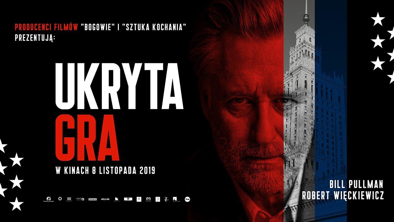 """Szpiegowski thriller """"Ukryta Gra"""" w kinach. Gra idzie nie tylko o zwycięstwo lecz o powstrzymanie konfliktu nuklearnego…"""