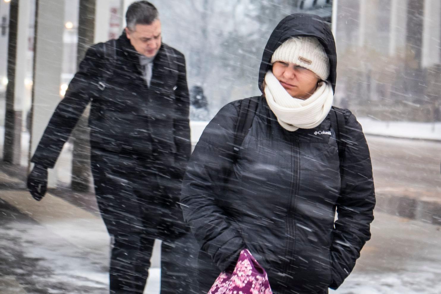 W Chicago pobito cztery pogodowe rekordy w ciągu doby