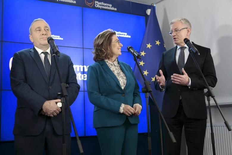 W sobotę debata Kidawa-Błońska – Jaśkowiak. Kto zostanie kandydatem Platformy na prezydenta?
