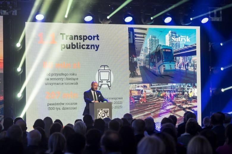 Wrocław: Urodziny prezydenta Jacka Sutryka kosztowały podatników ponad 61 tysięcy złotych