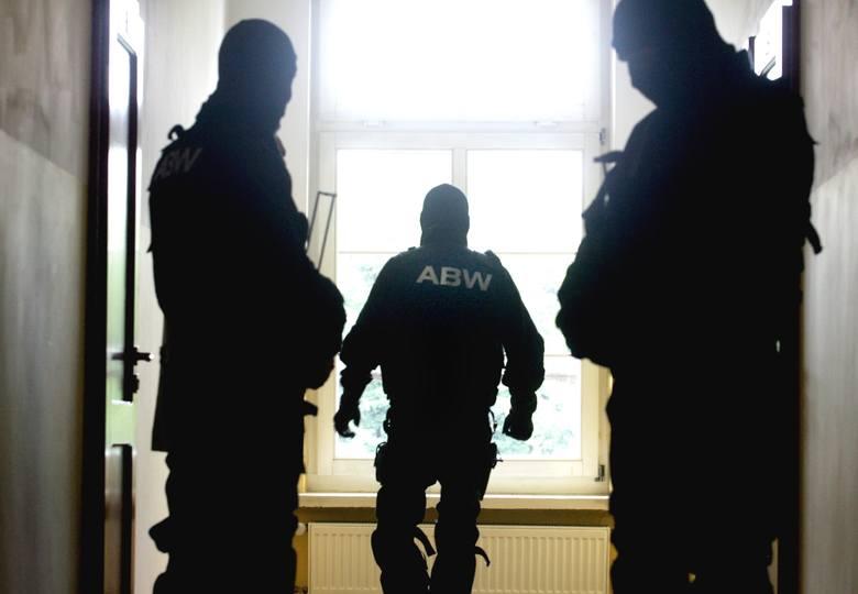 Maksym S. w rękach ABW. Ukrainiec chciał zdetonować bombę