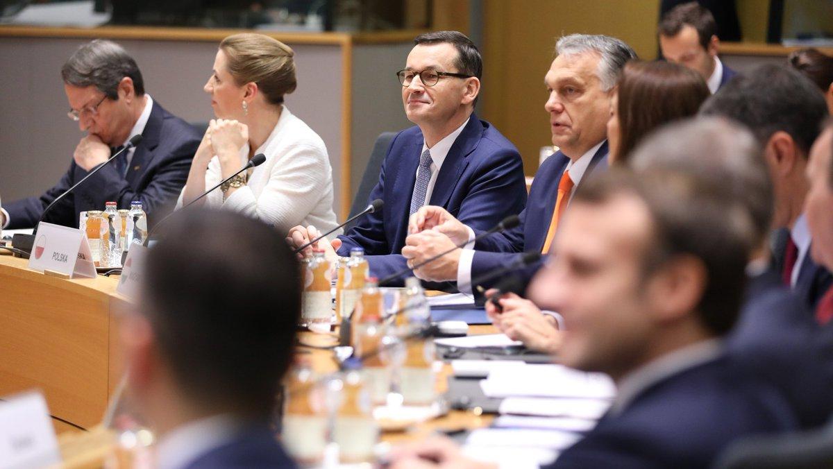 Polska gotowa poprzeć neutralność klimatyczną w Unii do 2050 roku, ale stawia warunki