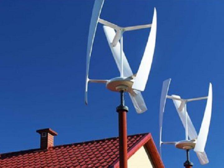 Milion złotych czeka na dla autora projektu przydomowej elektrowni wiatrowej