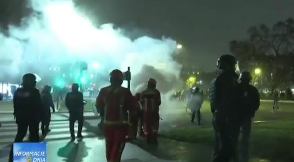 Francja: Strajki, protesty i blokady kosztują setki milionów euro