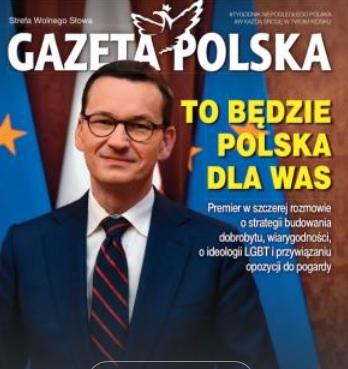 Gazeta Polska: Premier o niezależności sędziowskiej oraz o gospodarczym rozwoju Polski
