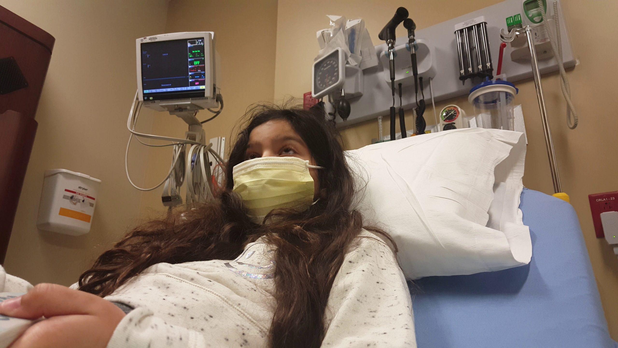 Ponad 2 tysiące Amerykanów zmarło już z powodu powikłań po grypie