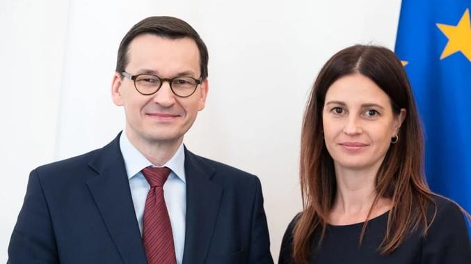 Danuta Dmowska-Andrzejuk kandydatką na stanowisko ministra sportu