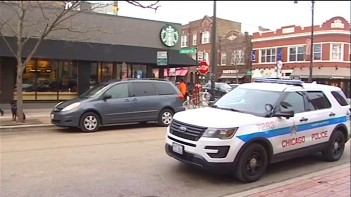 Kradzieże telefonów w Starbucks