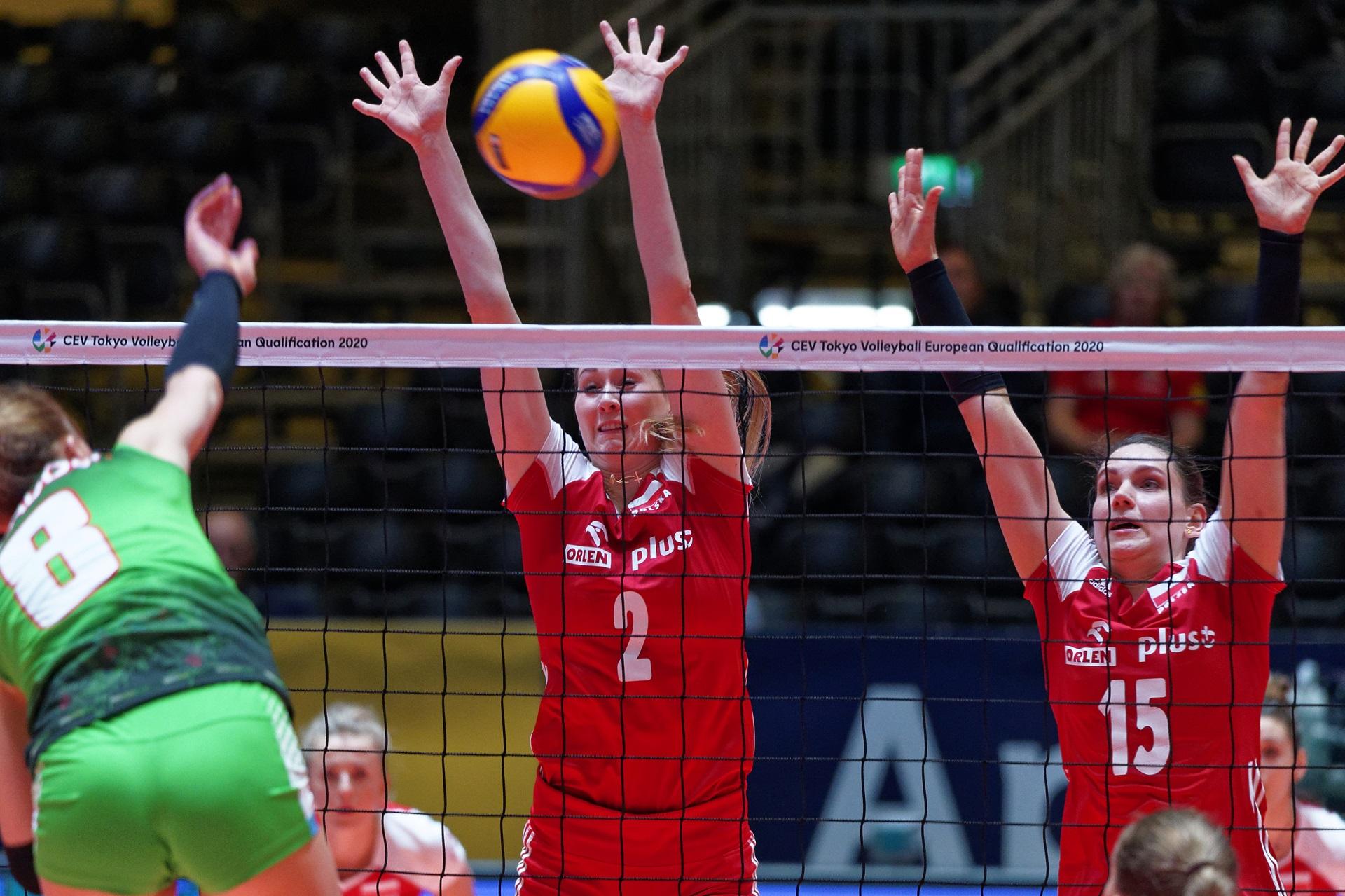 Polskie siatkarki nie wystąpią w igrzyskach olimpijskich w Tokio
