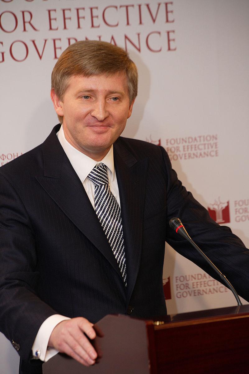 Najbogatszy Ukrainiec oligarcha Rinat Achmetow nabył we Francji posiadłość za… 200 milionów dolarów!