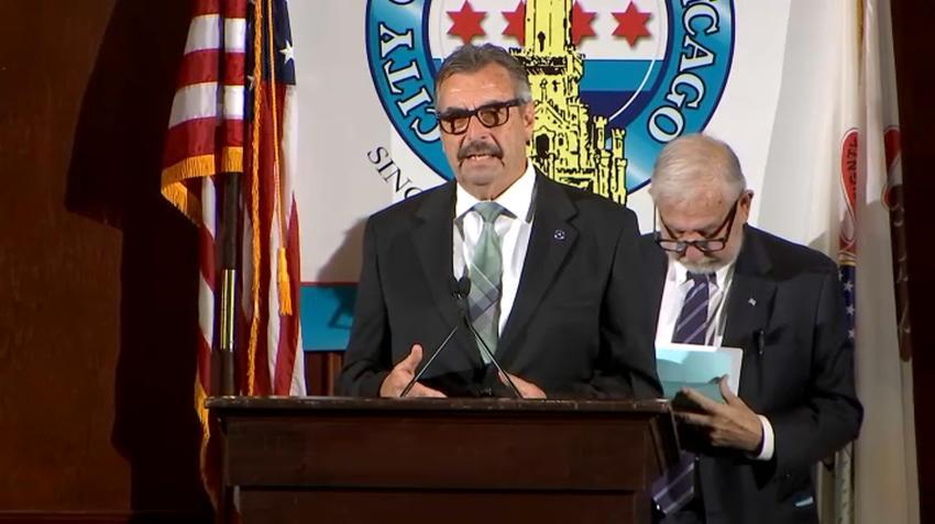 Charlie Beck o kandydacie na nowego nadkomisarza policji Chicago