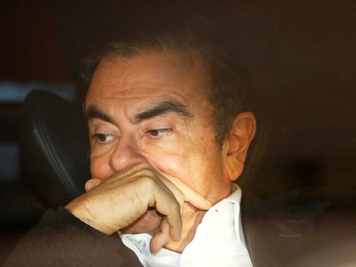Interpol wysłał list gończy za byłym prezesem koncernu Renault-Nissan