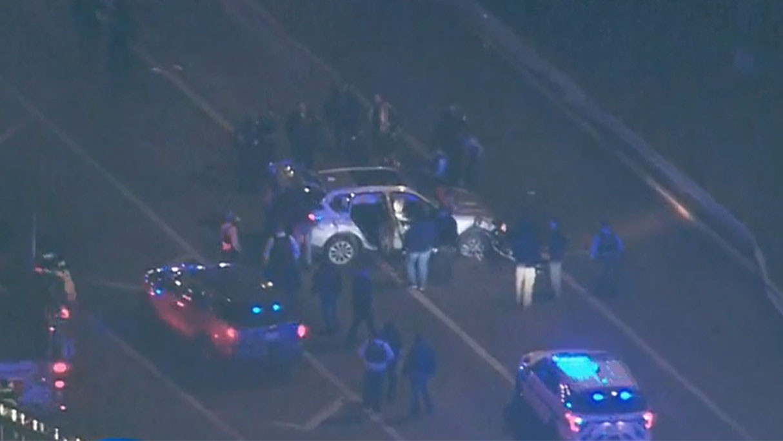 Policyjny pościg na Lake Shore Drive. 3 osoby ranne