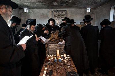 Wystawa w Palm Beach na Florydzie o powrotach chasydzkich Żydów na ziemie polskie