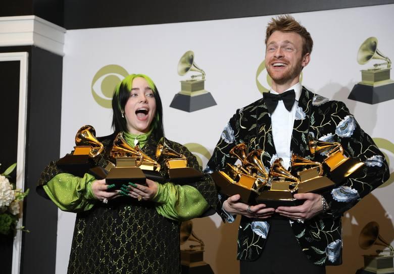 Grammy 2020: Kto zdobył najwięcej statuetek? Billie Eilish zdominowała galę Grammy 2020