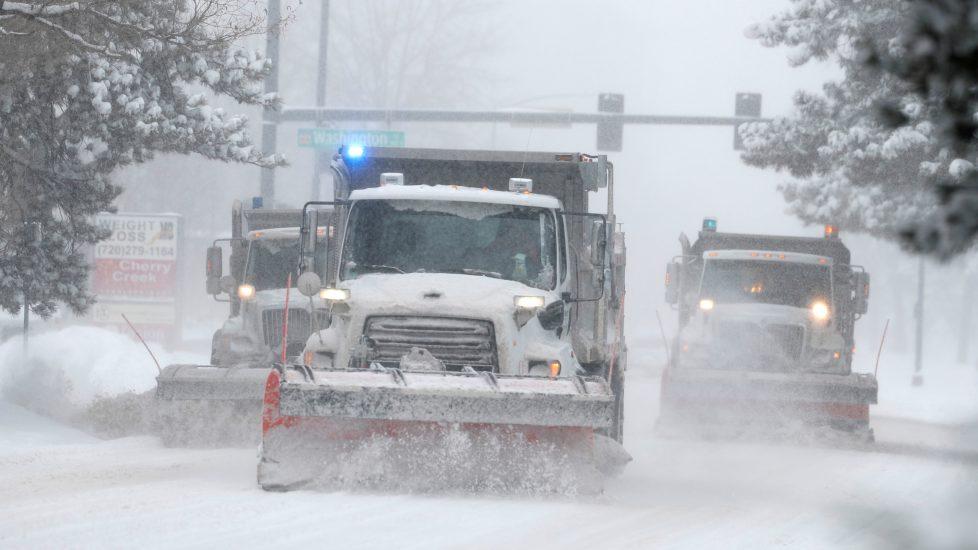 Chicago czeka pogodowa karuzela: deszcz, śnieg i porywisty wiatr