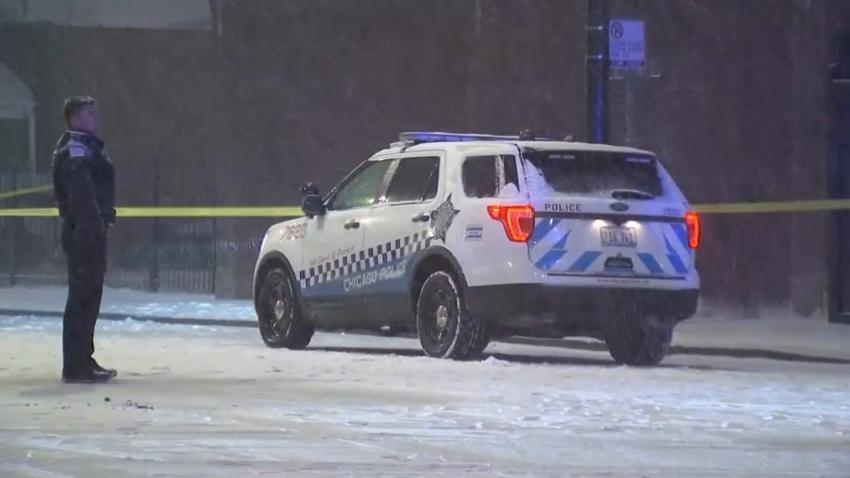 Policja poszukuje osoby, która strzelała do radiowozu