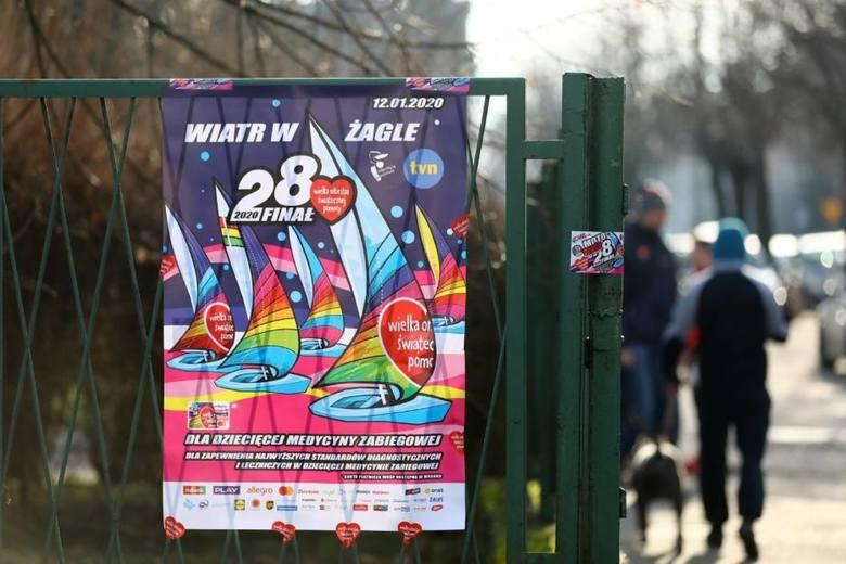 Zginęły pieniądze z puszki WOŚP Piotrków 2020. Policja w Piotrkowie zatrzymała dwie osoby
