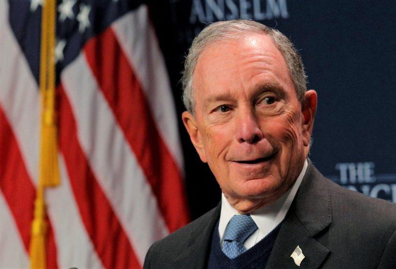 Michael Bloomberg czarnym koniem prawyborów Partii Demokratycznej?
