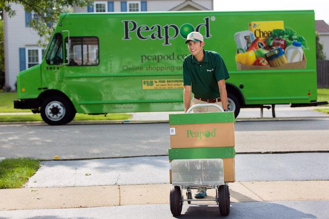 Peapod nie będzie już dostarczać żwyności w Illinois