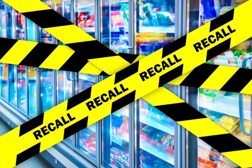 Sklepy ignorują informacje o skażonych produktach spożywczych