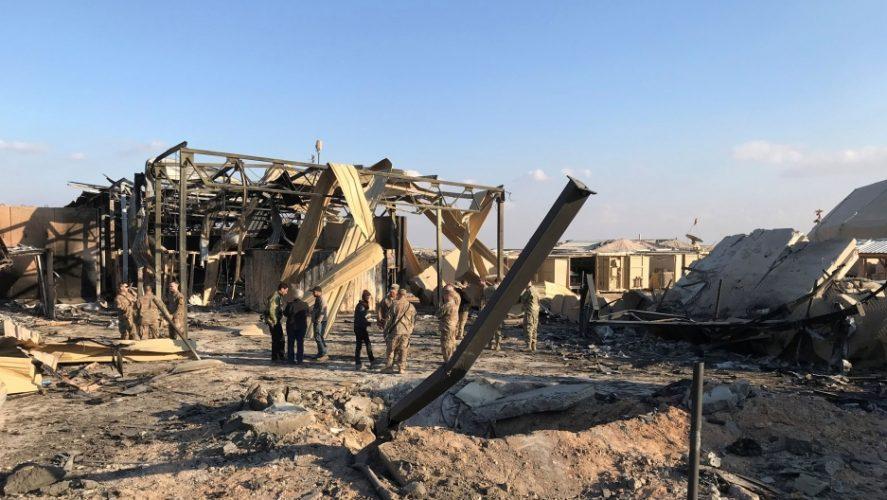 Pentagon potwierdza: Irański atak w Iraku spowodował obrażenia u 109 amerykańskich żołnierzy