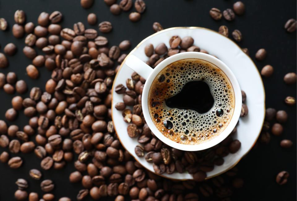 Kawa wzmacnia kości