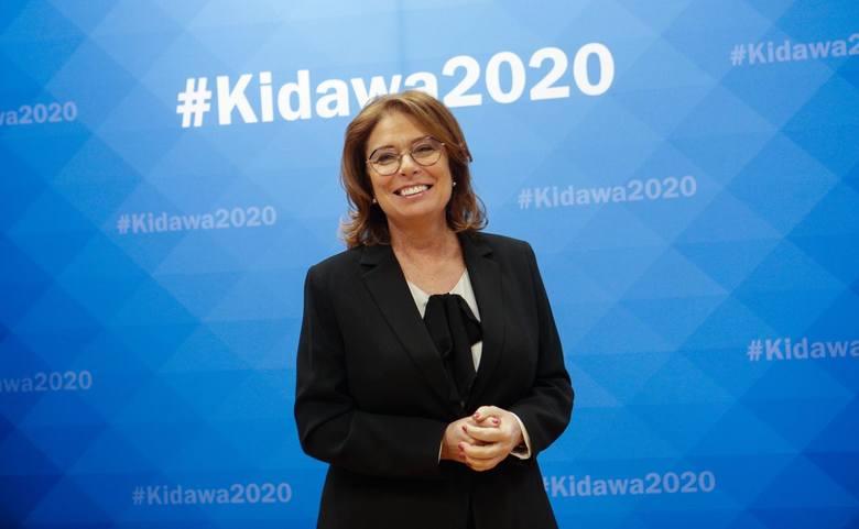 """Małgorzata Kidawa-Błońska: """"Mimo iż postrzega się mnie jako osobę spokojną, to swoją siłę mam"""" [WYWIAD]"""